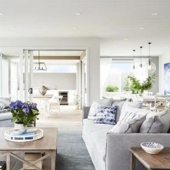Living Room Sofa Ideas Images Blue Couch Design Affordable Hamptons That Are Easy To Introduce Slip Cover