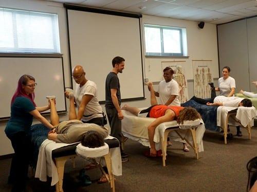 Body Mobilization Techniques | Massage School Austin