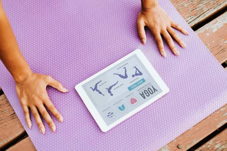 massage and yoga