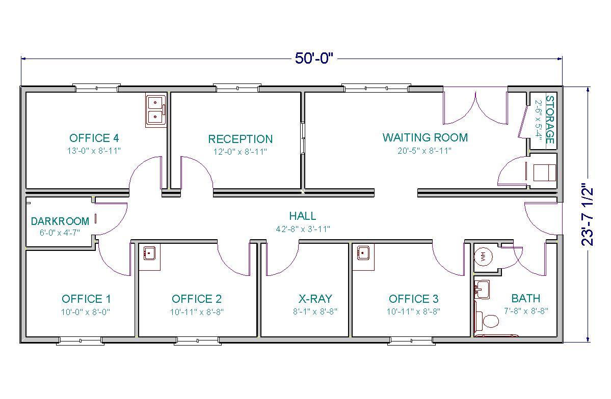 Medical Office Building Floor Plans Find House Plans