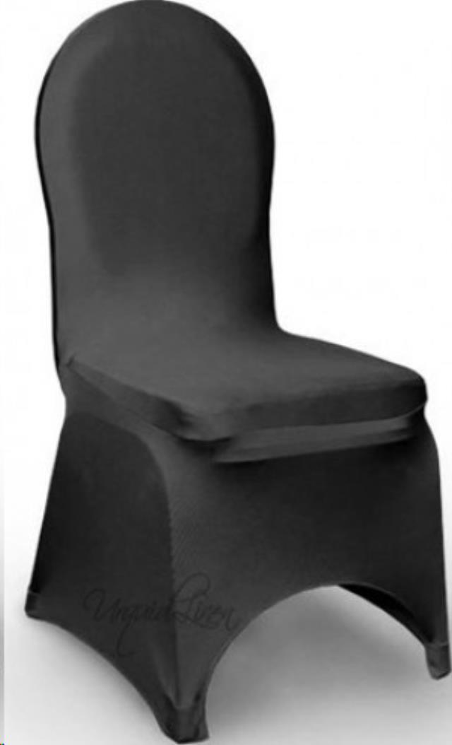 spandex chair cover rental atlanta dining room covers south africa black rentals ga where to rent find in