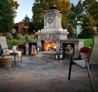 Outdoor Fire Pits & Fireplace | TLC Supply Quincy, MA ...