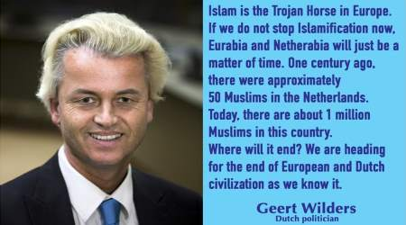 Image result for geert wilder quotes