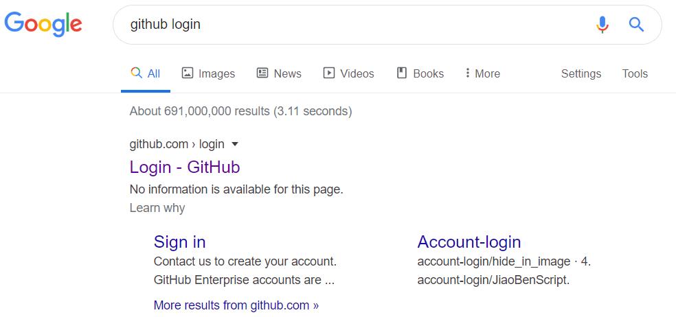 sitelink blocked by robots.txt