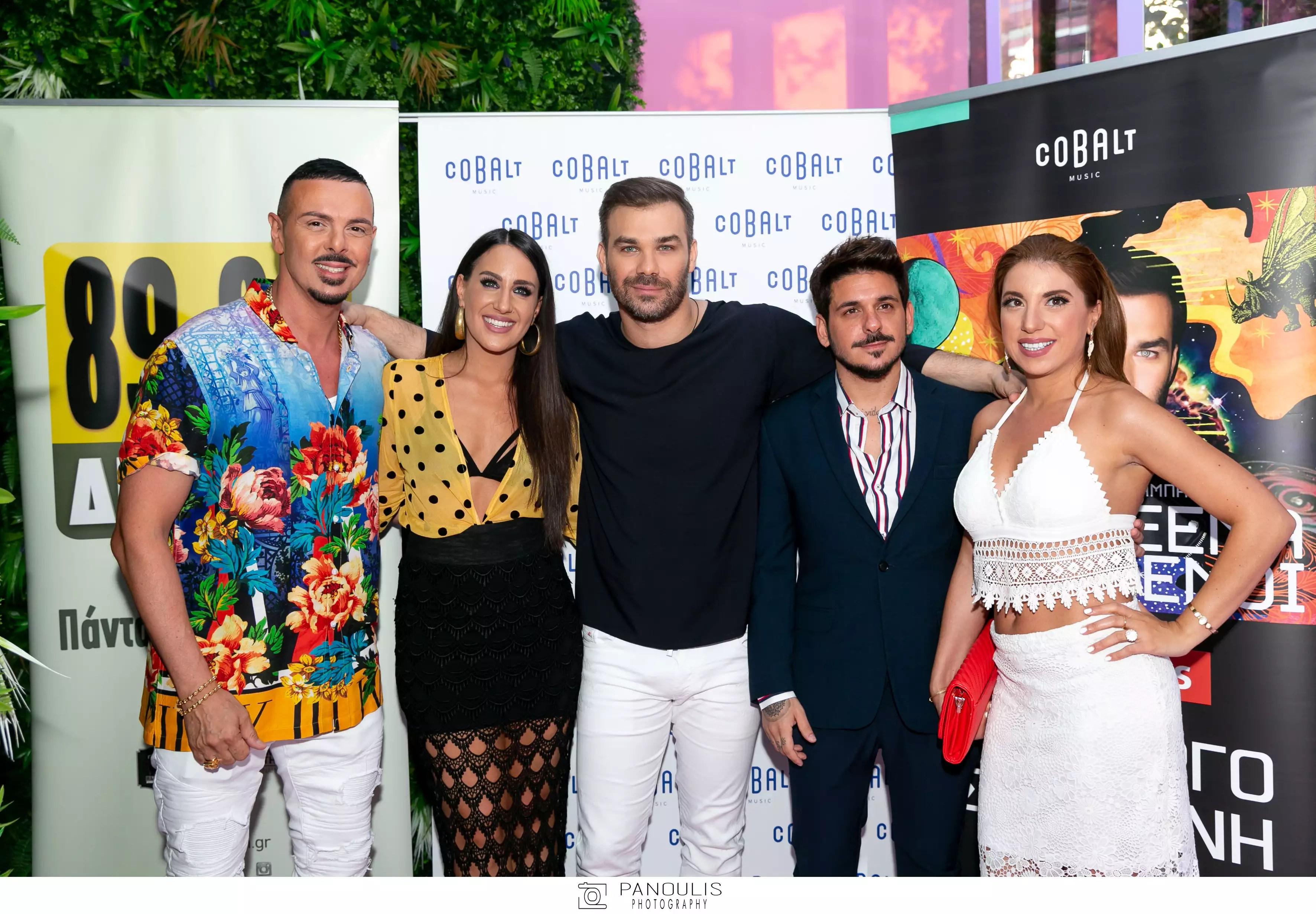 Γιώργος Σαμπάνης: Παρουσίασε το νέο του άλμπουμ έχοντας δίπλα του τους διάσημους φίλους του!