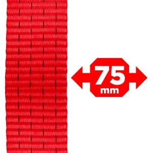 Sangles d'arrimages 75 mm