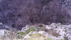 Salvare din Munții Măcinului. FOTO ISU Delta
