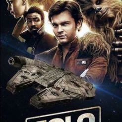 """Personajele principale din filmul """"Solo"""". FOTO Cityplex Tulcea"""