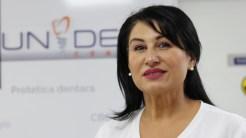 Dr. Petronela Luca, Doctor în Paradontologie și Managerul clinicii Unident Tulcea. FOTO Adrian Boioglu