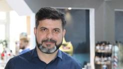 Daniel Albuleț, manager Rina Fashion Tulcea. FOTO Adrian Boioglu