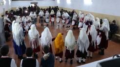 Tradiții în comuna Izvoarele. FOTO Adrian Boioglu