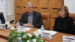Constantin Hogea, primarul municipiului Tulcea. FOTO Cristina Niță