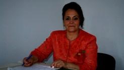 Maria Lența, primarul comunei Valea Nucarilor. FOTO Tlnews.ro