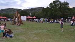 Eveniment mountain bike în comuna Greci. FOTO Tlnews.ro