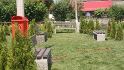 Primăria Murighiol construiește trei parcuri. FOTO Tlnews.ro