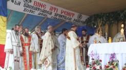 Manifestare religioasă la Niculițel pentru pomenirea Sfinților Martiri Zotic, Atal, Camasie și Filip. FOTO Tlnews.ro