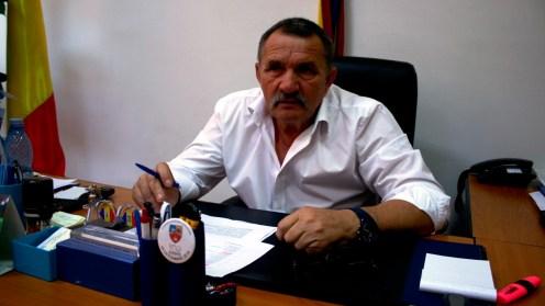 Primarul comunei Mahmudia, Ion Șerpescu. FOTO Tlnews.ro