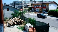 Primăria Mahmudia construiește un dispensar în localitate. FOTO Cristina Niță.