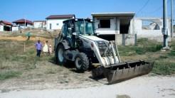 Primăria Nufăru oferă teren tinerilor pentru a-și construi o casă. FOTO Cristina Niță