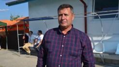 Primarul comunei Cerna. Petre Șopu. FOTO Tlnews.ro