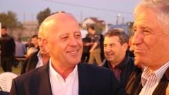 Președintele Consiliului Județeam Tulcea, Horia Teodorescu, la Ziua Comunei Ceamurlia de Jos. FOTO TLnews.ro
