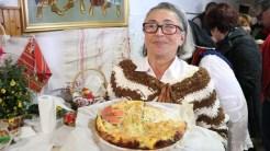 Niculina Stănciuc, creator de plăcinte. FOTO Adrian Boioglu