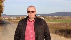 Primarul comunei Carcaliu, Gheorghe Panfil. FOTO TLnews.ro