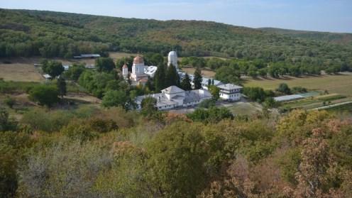 Mănăstirea Cocoș din Niculițel. FOTO TLnews.ro