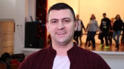 Instructorul de dans la Ansamblul din Casimcea, Marian Coman. FOTO TLnews.ro