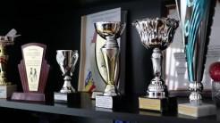 Trofee câștigate de Ansamblul Folcloric din Casimcea. FOTO TLnews.ro