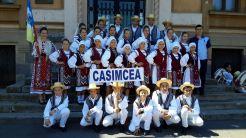 Ansamblul Folcloric Casimcea. FOTO Prim[ria Casimcea