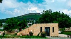 Basilica paleocreștină de la Niculițel. FOTO Adi Neațu