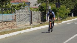 Cursă ciclistă la Jurilovca. FOTO Paul Alexe