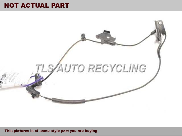 Abs 2008 Toyota Prius Wire Harness : 34 Wiring Diagram
