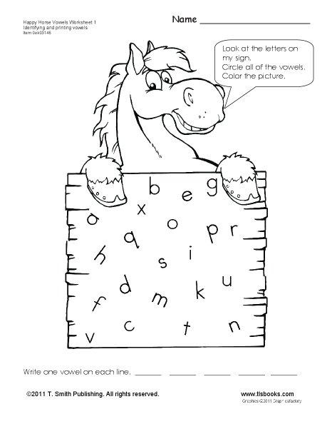 Printables. Kindergarten Readiness Worksheets