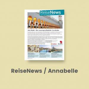 ReiseNews Annabelle