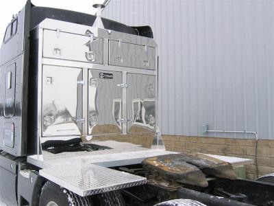 t l woods aluminum truck accessories