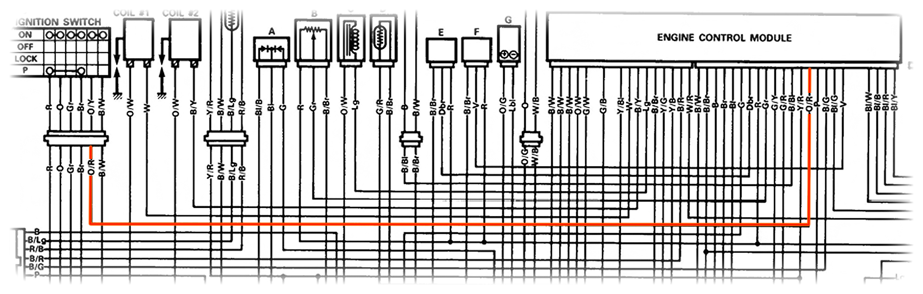 hight resolution of 97 tl1000s wiring diagram wiring diagram yer 97 tl1000s wiring diagram tl1000s wiring diagram