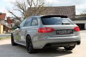 AUDI RS4 - Komplettaufbereitung, inkl. Politur des Lackes - TM-Fahrzeugpflege