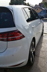 VW Golf 7 GTI versiegelt mit Servfaces Suave von Fahrzeugpflege Massler