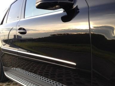 Mercedes Benz ML Ceramic-Versiegelung - Fahrzeugpflege Massler