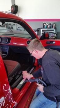 Dampfreiniger - Fahrzeugpflege Massler