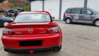 Mazda RX8 - Ceramic-Versiegelung von Fahrzeugpflege Massler