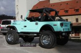 Jeep CJ7 - aufbereitet von Fahrzeugpflege Massler