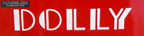 Ente Dolly aufbereitet von Fahrzeugpflege Massler