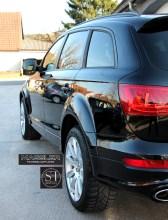AUDI Q7 ABT - versiegelt mit einer Schicht servFaces Suave von TM-Fahrzeugpflege