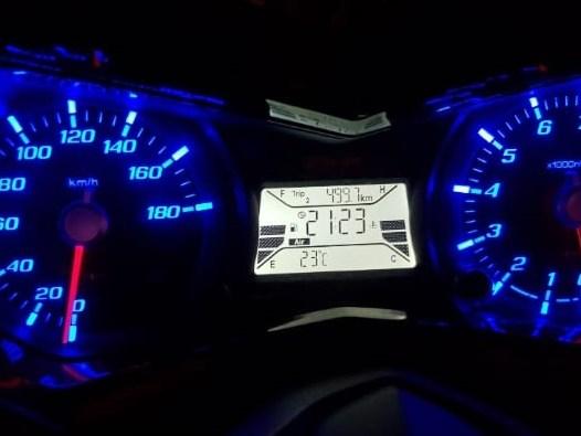 Colorazione display Yamaha T Max
