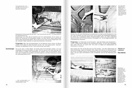 VW Transporter T2 (1968-1979) : revues techniques