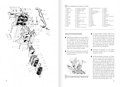 VW Transporter T2 (1968-1979) werkplaatshandboeken
