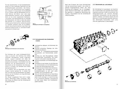 Opel Rekord E (1977-1986): werkplaatshandboeken
